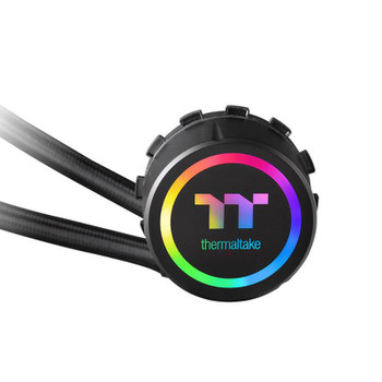 Thermaltake Water 3.0 240mm ARGB Sync AIO CPU Cooler Product Image 2
