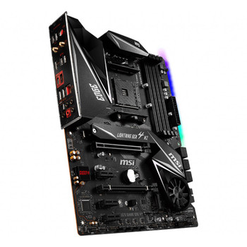 MSI X570 Gaming Edge WiFi Motherboard Product Image 2