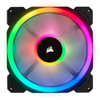 Corsair LL140 RGB 140mm Independent RGB PWM Fan Product Image 2