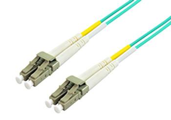 Product image for Comsol 10m LC-LC Multi-Mode Duplex Fibre Patch Cable LSZH 50/125 OM4 | AusPCMarket Australia