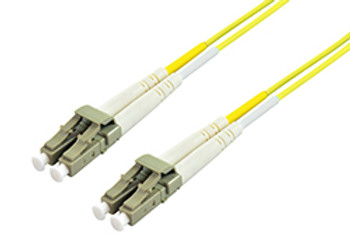 Product image for Comsol 1m LC-LC Single-Mode Duplex Fibre Patch Cable LSZH 9/125 OS2 | AusPCMarket Australia