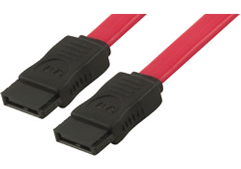 Product image for Comsol 100cm SATA Data Cable - Supports data transfer rates up to 6Gbps | AusPCMarket Australia