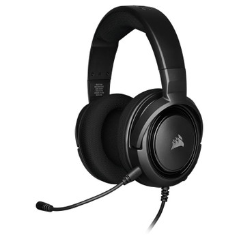 Product image for Corsair HS35 Stereo Gaming Headset Carbon | AusPCMarket Australia