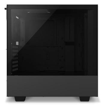 NZXT H510 Elite RGB Mid Tower Case Matte Black/Black Product Image 2
