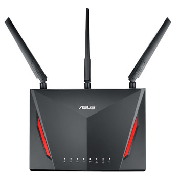 Asus RT-AC86U Dual-Band AC2900 Gigabit WiFi Gaming Router Product Image 2