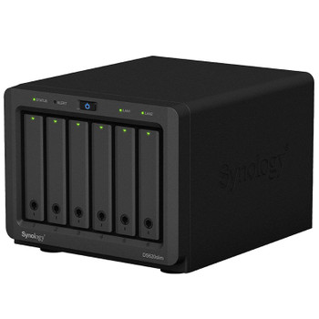 Product image for Synology DiskStation DS620slim 6-Bay Diskless NAS Dual-Core CPU 2GB RAM | AusPCMarket Australia