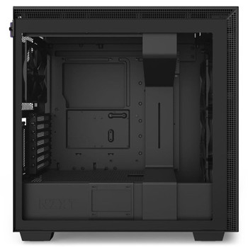 NZXT H710i Smart Tempered Glass Mid-Tower E-ATX Case - Matte Black Product Image 2