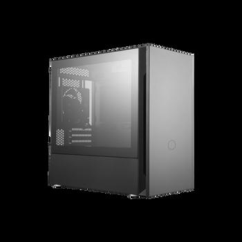 Product image for Cooler Master Silencio S400 Mid Tower Case | AusPCMarket Australia