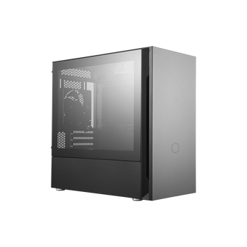 Product image for Cooler Master Silencio S400 Mid Tower Case | AusPCMarket Australia