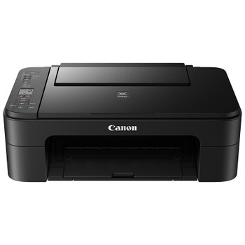 Canon Pixma Home TS3160 A4 Colour Multifunction Wireless Inkjet Printer - Black Product Image 2