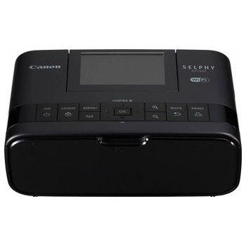 Canon Selphy CP1300BK A4 Colour Wireless Portable Inkjet Printer - Black Product Image 2