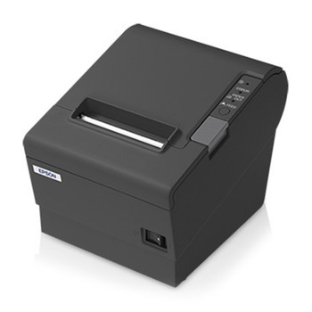 Product image for Epson TM-T88IV Termal Receipt Printer - Dark Grey - Ethernet Port | AusPCMarket Australia