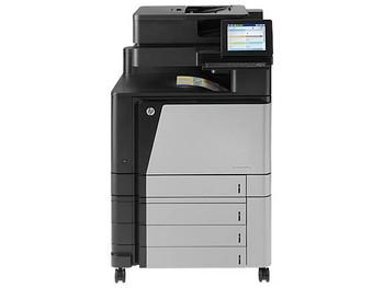 HP LaserJet Enterprise flow M880z Multifunction Colour Duplex Laser Printer Product Image 2