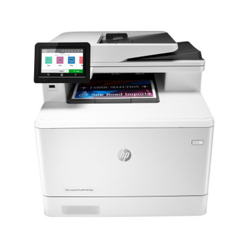 Product image for HP LaserJet Pro M479dw Laser Multifunction Colour Wireless Printer | AusPCMarket Australia