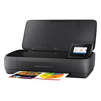 Product image for HP OfficeJet 250 Mobile A4 Colour Multifunction Wireless Inkjet Printer | AusPCMarket Australia