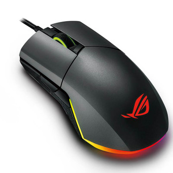 Product image for Asus ROG Pugio RGB Ambidextrous Optical Gaming Mouse | AusPCMarket Australia