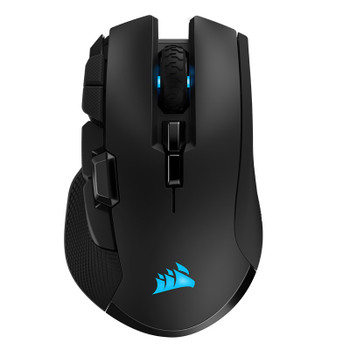 Product image for Corsair IRONCLAW RGB SLIPSTREAM Wireless Optical Gaming Mouse | AusPCMarket Australia