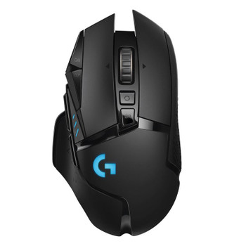 Product image for Logitech G502 LIGHTSPEED Wireless Gaming Mouse | AusPCMarket Australia