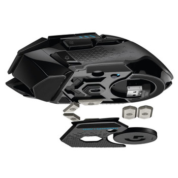 Logitech G502 LIGHTSPEED Wireless Gaming Mouse Product Image 2
