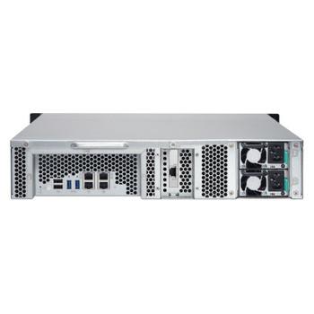 QNAP TS-863XU-RP-4G 8 Bay Diskless Rackmount NAS AMD GX-420MC 2GHz 4GB Product Image 2