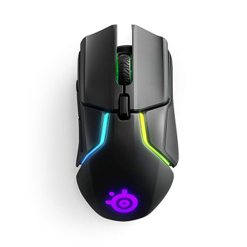 Product image for SteelSeries Rival 650 Dual-Optical Wireless Gaming Mouse | AusPCMarket Australia