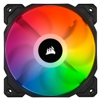 Corsair iCUE SP120 RGB PRO 120mm Case Fan - 3 Pack with Lighting Node CORE Product Image 2