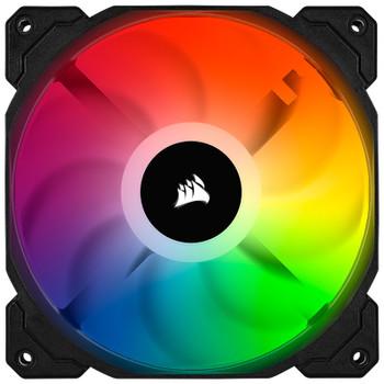 Product image for Corsair iCUE SP140 RGB PRO 140mm Case Fan | AusPCMarket Australia