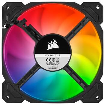 Corsair iCUE SP140 RGB PRO 140mm Case Fan Product Image 2