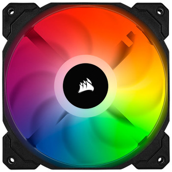 Corsair iCUE SP140 RGB PRO 140mm Case Fan - 2 Pack with Lighting Node CORE Product Image 2