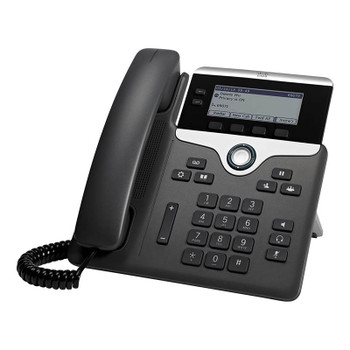 Cisco 7821 IP Phone with Multiplatform Phone Firmware Product Image 2