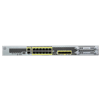 Image for Cisco FPR2110-NGFW-K9 Firepower 2110 NGFW 1U 16-Port Firewall  AusPCMarket