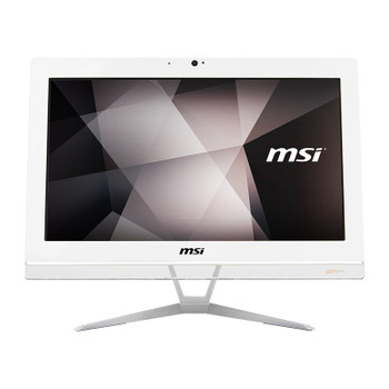 Image for MSI Pro 20EXTS 8GL 19.5in All-in-One Desktop PC N4000 8GB 256GB No OS - White AusPCMarket