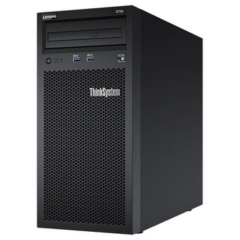 Image for Lenovo ThinkSystem ST50 Tower Xeon E-2104G 8GB No HDD No OS  AusPCMarket