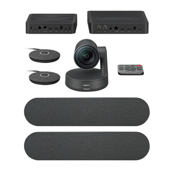 Image for Logitech Rally Plus Ultra-HD ConferenceCam System AusPCMarket