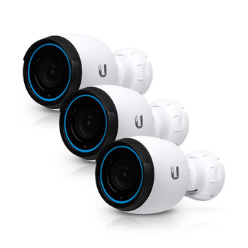 Image for Ubiquiti Networks UniFi Video UVC-G4-PRO-3 4K 3x Zoom IP Camera - 3 Pack AusPCMarket