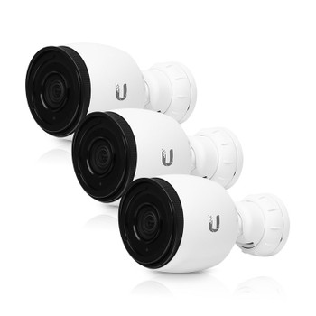 Image for Ubiquiti Networks UniFi Video UVC-G3-PRO-3 FHD 3x Zoom IP Camera - 3 Pack AusPCMarket