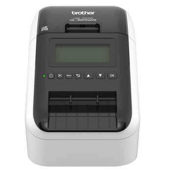 Brother QL-820NWB Wireless/Networkable High Speed Label Printer Product Image 2