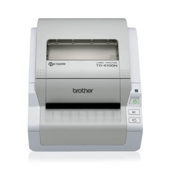 Image for Brother TD-4100N Professional Label Printer AusPCMarket