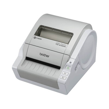Brother TD-4100N Professional Label Printer Product Image 2