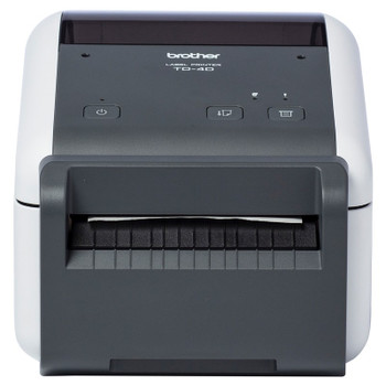 Image for Brother TD-4420DNC Direct Thermal Label/Receipt Printer with Automatic Cutter AusPCMarket