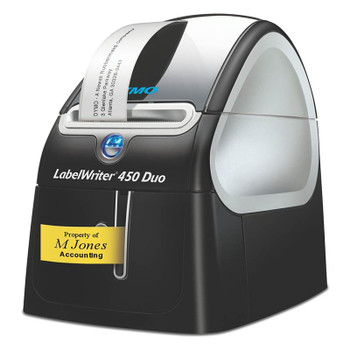 Image for Dymo LabelWriter 450 Duo Label Printer AusPCMarket