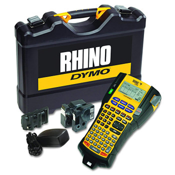 Image for Dymo Rhino 5200 Industrial Labeller with Hard Case Kit AusPCMarket
