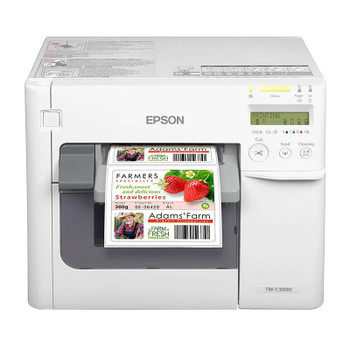 Image for Epson ColorWorks C3500 Colour Label Inkjet Printer AusPCMarket