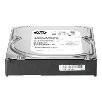 HPE Entry Level LFF 3.5in 1TB 7200 RPM SATA 6Gb/s Hard Disk Drive Product Image 2