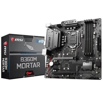 Image for MSI B360M MORTAR LGA 1151-2 Micro ATX Motherboard AusPCMarket