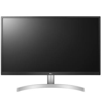 LG 27UL500-W 27in 4K UHD FreeSync IPS HDR10 Gaming Monitor Product Image 2