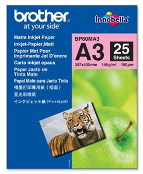 Image for Brother BP60MA3 Innobella Premium Inkjet Paper A3 AusPCMarket