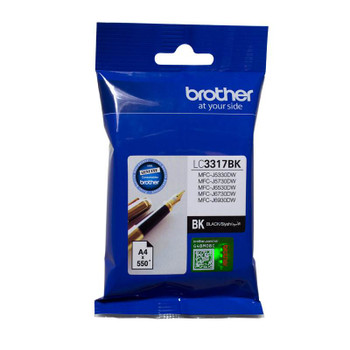 Image for Brother LC-3317BK Black Ink-jet Cartridge AusPCMarket