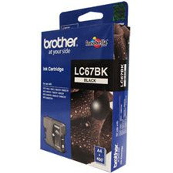 Image for Brother LC67BK Black Ink Cartridge 450 pages AusPCMarket