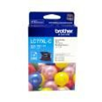 Image for Brother LC77XLC - Super High Yield Cyan Ink Cartridge AusPCMarket